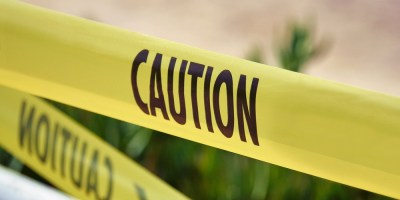 Police Tape   Accident   Crime