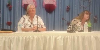 Donna Saxer | Sandy Bradbury | Politics