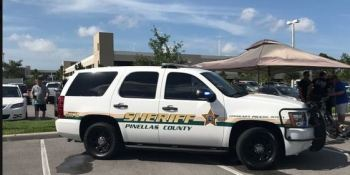 Police Car | PInellas Sheriff | TB Reporter