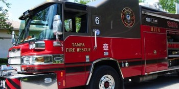 Tampa Fire Rescue | Fire Truck | Punlic Safety