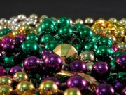 TV Stars Feature in  Krewe of Sant' Yago Knight Parade