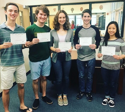 Shorecrest | National Merit Finalists | Education