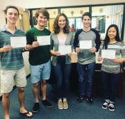 Five from Shorecrest Named National Merit Finalists