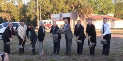 Groundbreaking | Pasco Fire Station 13 | Wesley Chapel