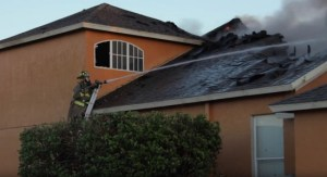 Pasco House Fire | Pasco Fire Rescue | Firefighters