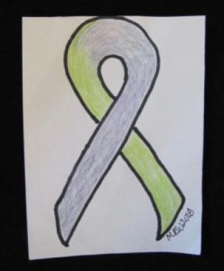TCAD Cause Ribbon | Sassy Sandpiper | Daylight Saving Time