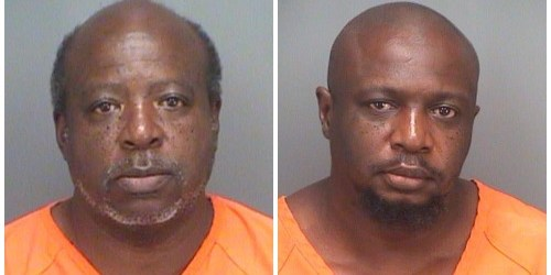James and Joshua Pasco | Pinellas Sheriff | Arrests