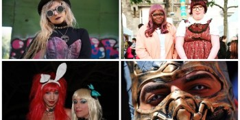 Comic Con   Cosplay   Events