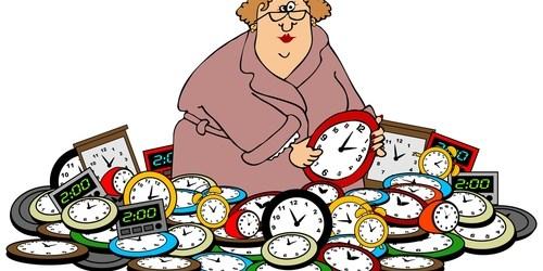 Daylight Saving Time | Standard Time | Time Change
