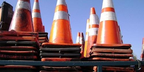 Traffic | Road Construction | Road Close