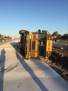 School Bus Crash | Florida Highway Patrol | Traffic Crash