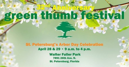 Green Thumb Festival | St. Petersburg | Events