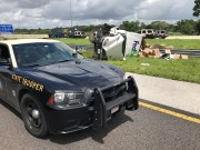 FedEx Driver Dies in I-4 Crash