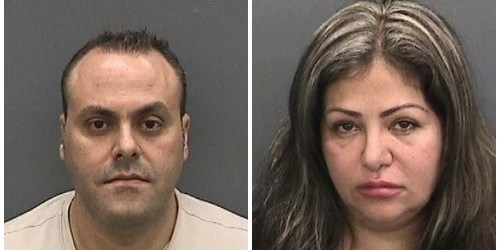 Roger Wakim | Donya Hussein | Arrests