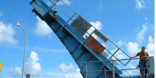 Beckett Bridge | Whitcomb Bayou | Tarpon Springs