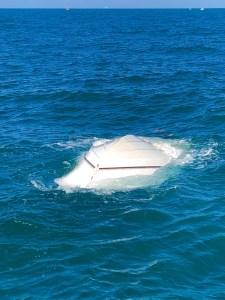 Coast Guard | Capsized Boat | Rescue