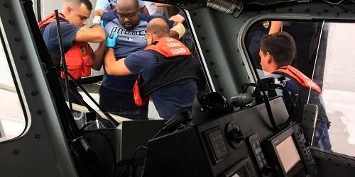 Coast Guard | Medevac | Tampa Bay