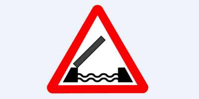 Drawbridge | Sign | TB Reporter