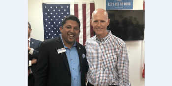 Aakash Patel | Rick Scott | Politics