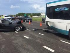 Gandy Crash | Bus Crash | Pinellas Park Police
