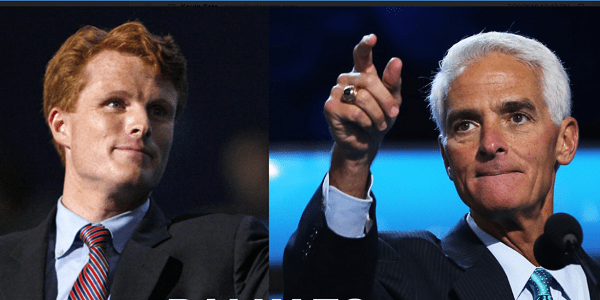 Charlie Crist | Joseph Kennedy III | Politics