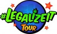 Legalize it tour logo | Medical Marijuana | Events