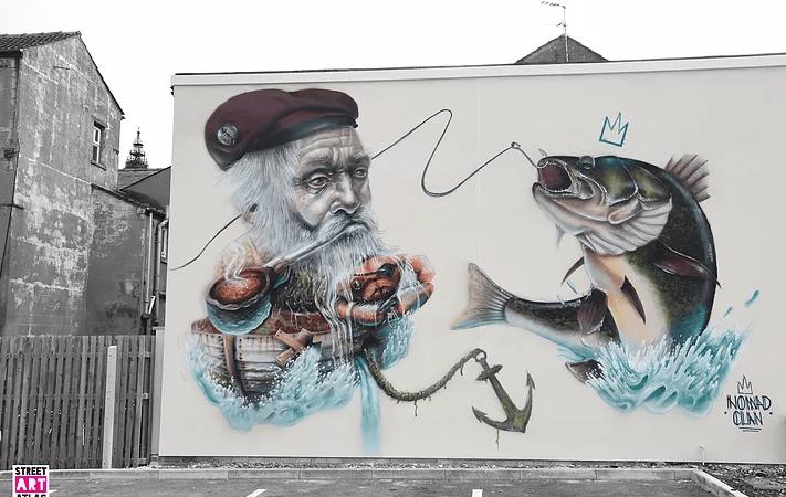 NomadClan | SHINE Mural Festival | Events