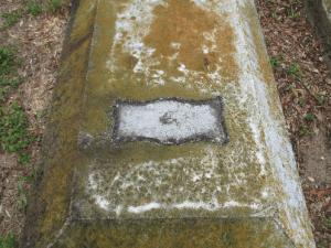 Grave Marker | Hillsborough Sheriff | Crime