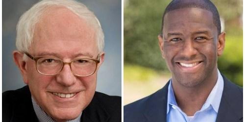 Bernie Sanders | Andrew Gillum | Politics
