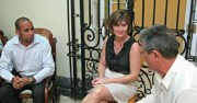 Castor Meets with Cuban President, Stresses Need for Openness