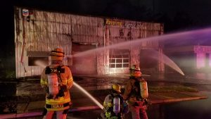 Tampa Fire | Express Lube | Tampa Fire Resscue