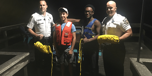 Kayakers | Hillsborough Sheriff | Public Safety