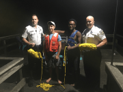 Hillsborough Deputies Rescue Kayakers