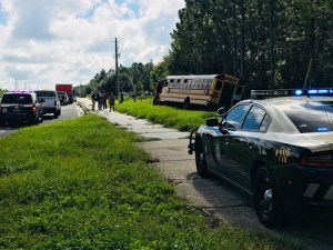 School Bus Crash | Florida Highway Patrol | Traffic Crash