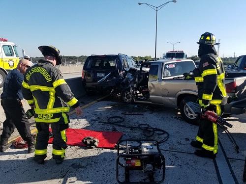 Teen Seriously Injured in Alafia River Bridge Crash | Tampa Bay Reporter