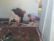 Seminole Firefighters Install Ramp to Help Woman in Wheelchair