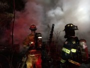 'Wildland Fire' Turns Out to Be House Fire