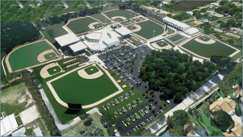 Blue Jays Training Center | Dunedin | Baseball