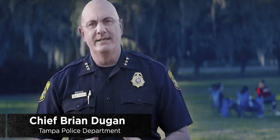 briaan dugan tampa police law enforcement