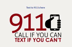 Pasco 911 | Text 911 | Pasco Emergency Services