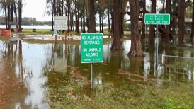 Storm Flooding   Pasco Parks   Weather