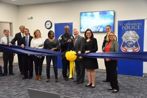 Training Center | St. Peteresburg Police | Ribbon Cutting