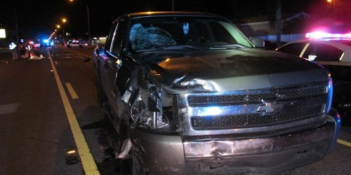 Florida Highway Patrol   FLorida Avenue Crash   Traffic Crash
