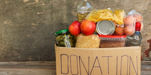 Food Bank | Food Drive | Donations