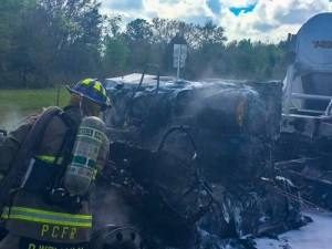 I-75 Fire | Pasco Fire Rescue | Traffic