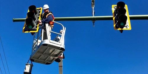 Traffic Lights | Pinellas County | Traffic Signal