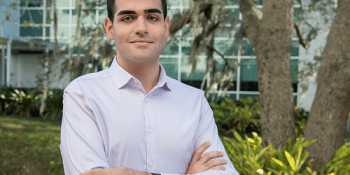 Shawn Zamani | UNiversity of South Florida | Education