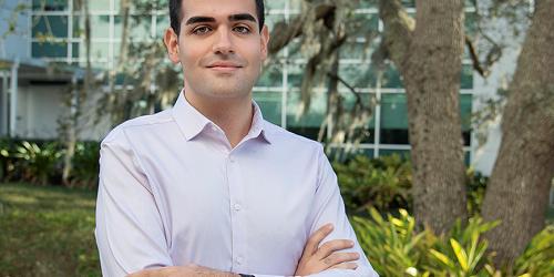 Shawn Zamani | UNiversity of South Florida | Education