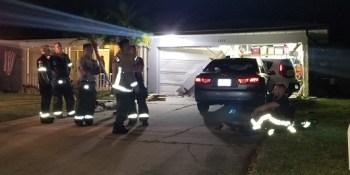 Stolen Car Crash | Pinellas Sheriff | Arrests