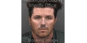 Nicholas Joseph Schreiber | Tampa Police | Arrests